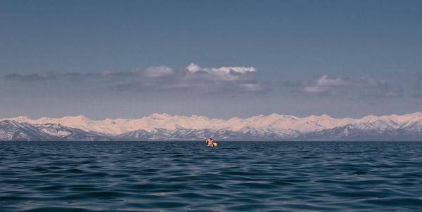 Морской каякинг Камчатка 2