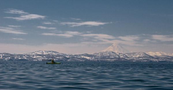 Морской каякинг Камчатка 4