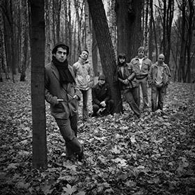 Фотография группы Петра Налича. Фотограф Николай Рыков