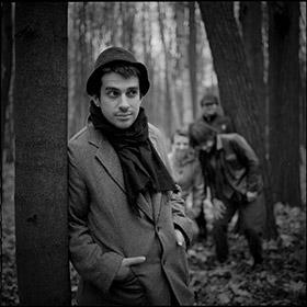 Петр Налич, портрет. Фотограф Николай Рыков