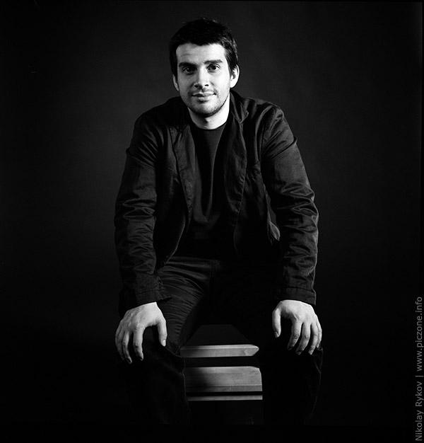 Петр Налич - студийная фотосъемка