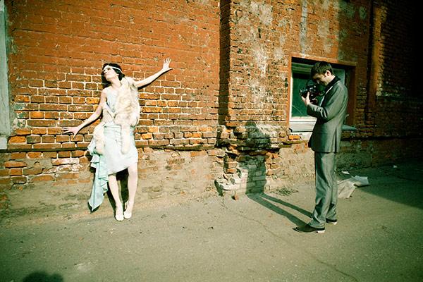 Фотосъемка бракосочетания