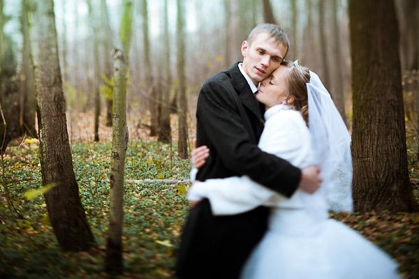 Профессиональная свадебная фотосъемка. Фотограф Николай Рыков