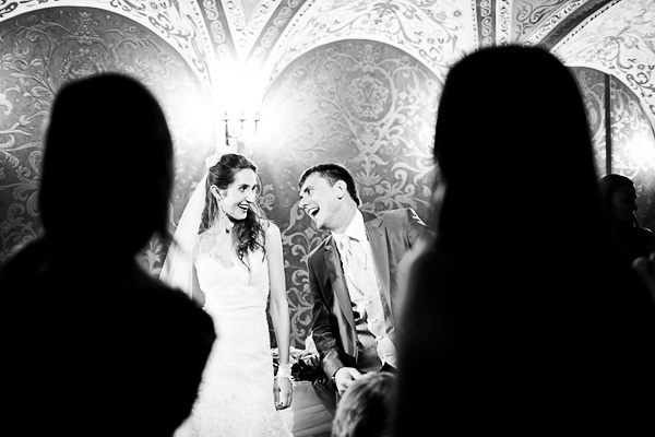 Свадебная фотосъемка. Фото Николая Рыкова