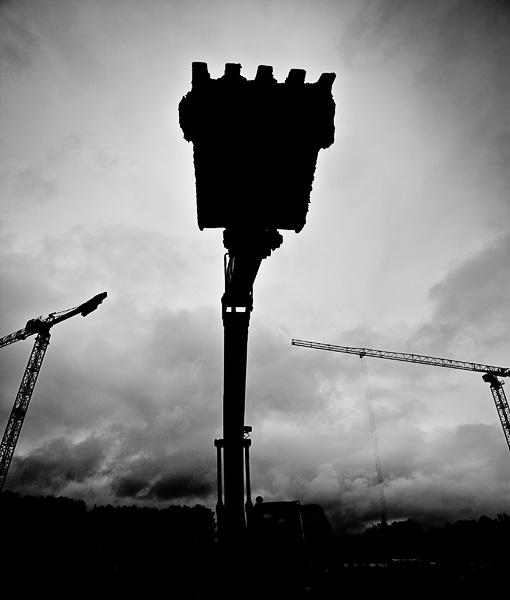 Из серии Строители. Фото - Николая Рыкова