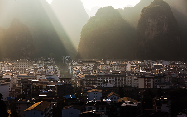 Китай-Гуанси-Яншо Фото Николая Рыкова