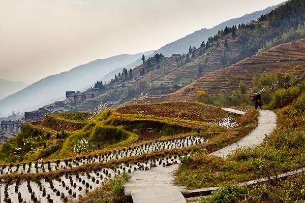 Китай-Гуанси-Пинань-Pin'an Фото Николая Рыкова