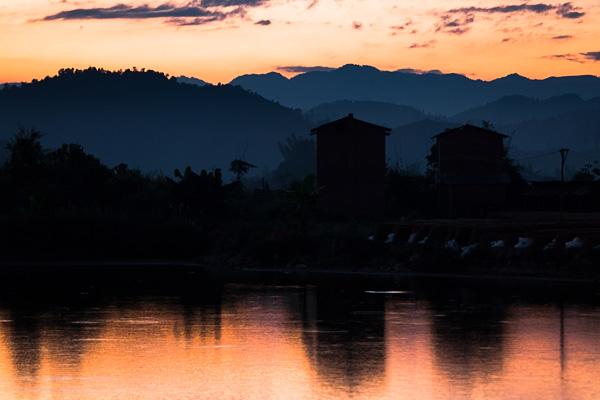 Лаос, репортаж. Фото Николая Рыкова