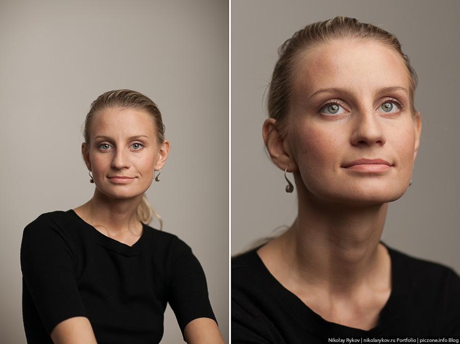 10 схем света для съемки портрета в студии