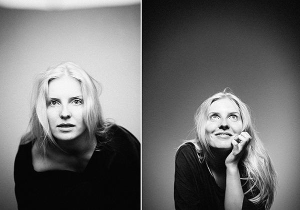 Портретная фотосъемка в студии