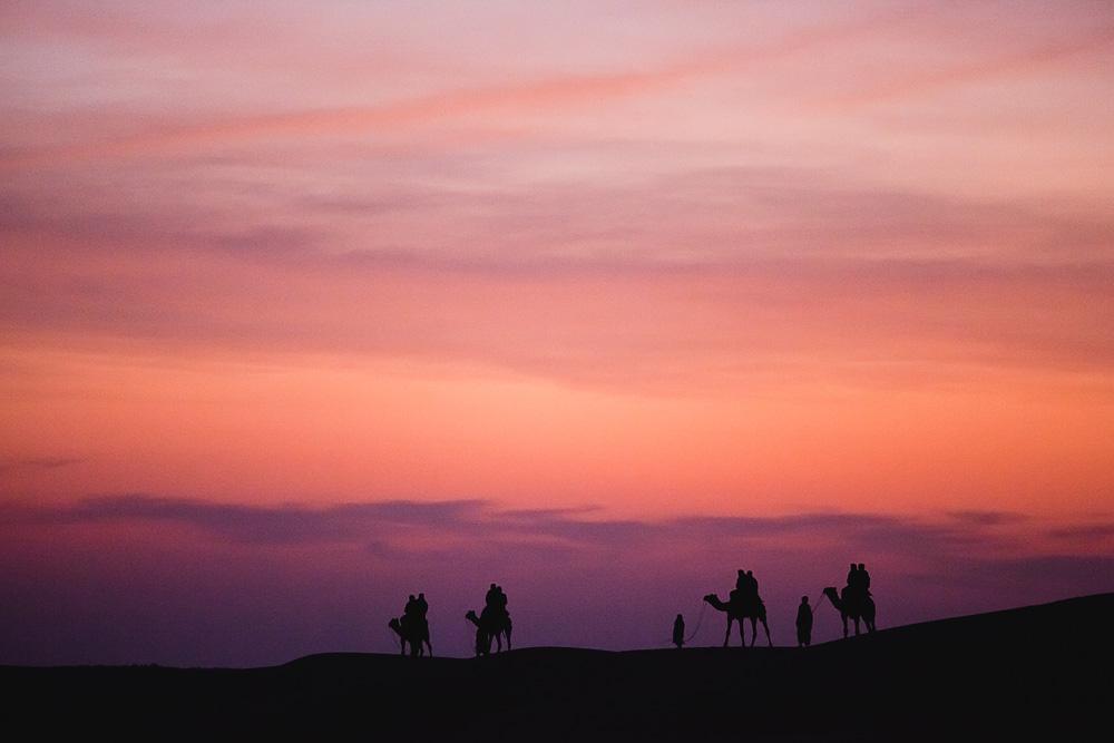 Индия Джайсалмер - фотографии из путешестия