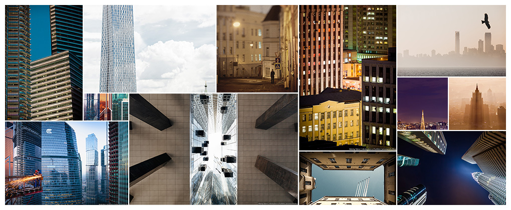 Анонс фотокурса по архитектурной фотографии