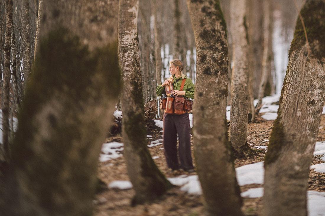Разгрузка для фотографа - ручная работа - Никита Суетин