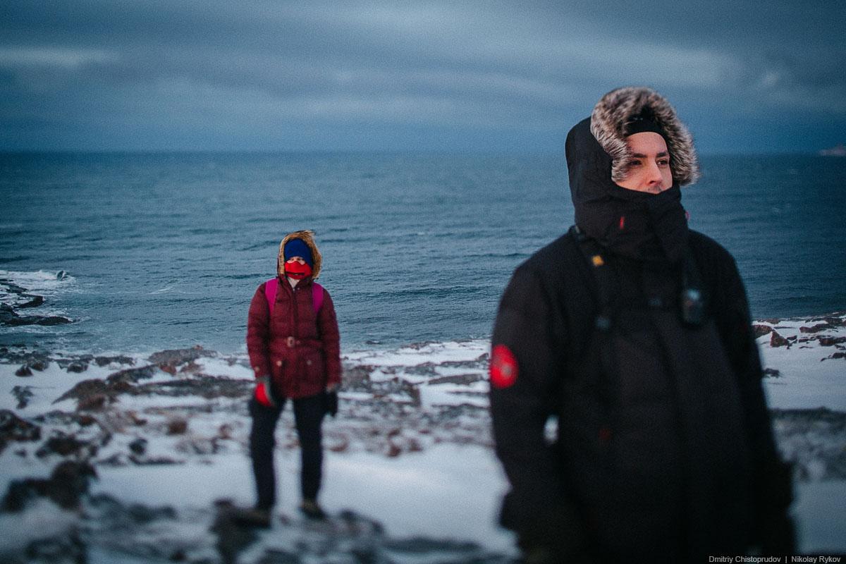 Фотографии Териберки. Фотографы Николай Рыков и Дмитрий Читопрудов