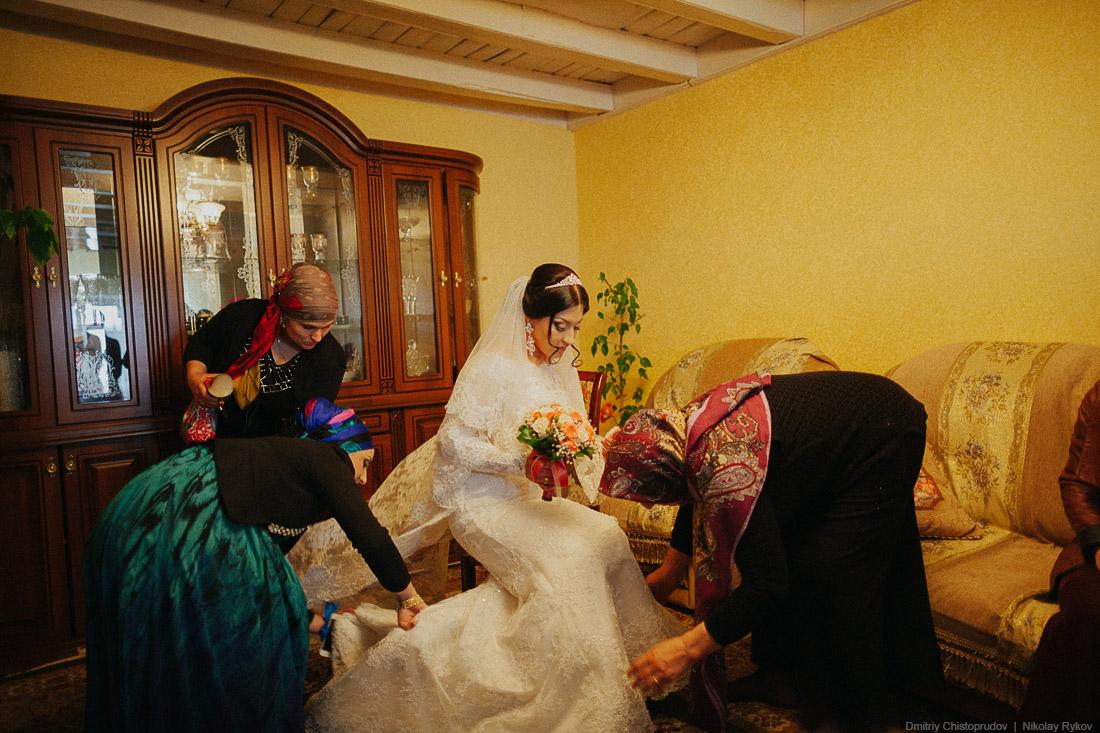 Красивая свадьба дагестана танец жениха и невесты