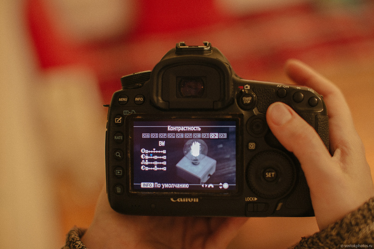 Как сделать черно белый фотоаппарат