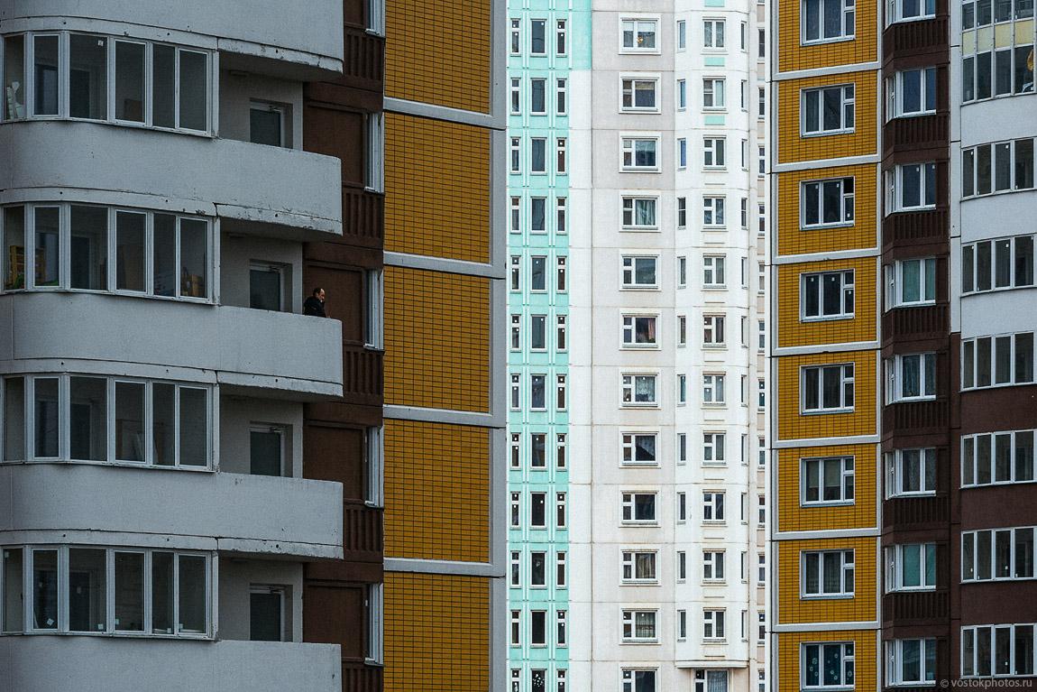 Московские панельки. Жильё эконом-класса